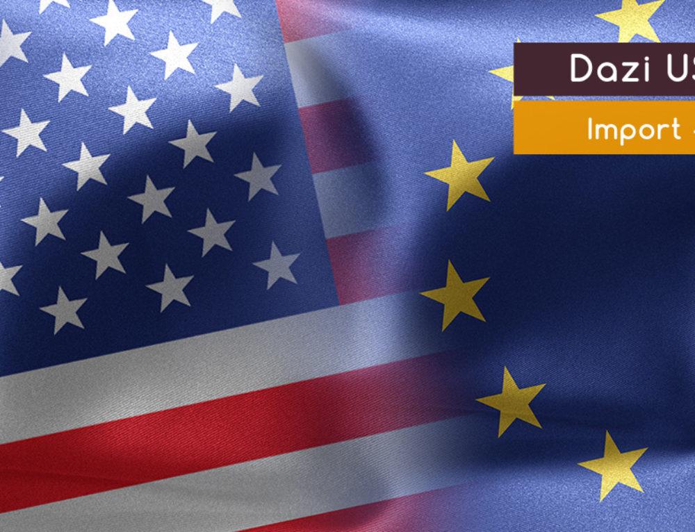 Dazi USA – Europa: le conseguenze su Import e Export