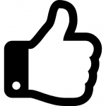 thumbs-up-hand-outline_318-41813